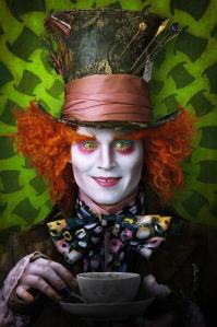See Johnny Depp as the Mad Hatter March 2010. Play with his color story TODAY!