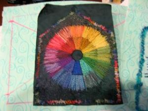 12- Step colorwheel