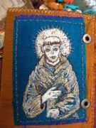 St. Francis of Assisi, from a Scrapbook Passport